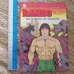 RAMBO: The Wolves of Daemon