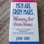 Men Are From Mars, Women Are From Venus (Hardback)
