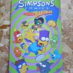 Simpsons Comics Featuring Bartman