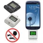 เครื่องวัดแอลกอฮอล์ (Alcohol Breath Testers) ใช้กับ Samsung S5 S4 S3 HTC one รุ่น ABT133