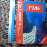 FRANCE: The Economist Guide (New Edition, 1990 2nd Edition)