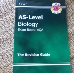 AS-Level BIOLOGY Exam Board: AQA/ Complete Revision & Practice (CGP)