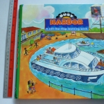 Busy HARBOR (A Lift-the-Flap learning Book)
