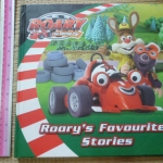 ROARY's Favourite Stories (Roary the Racing Car)
