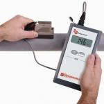 Doppler Flow Meter ราคากันเอง (ดอปเปอร์โฟลว์มิเตอร์) แบบพกพา รุ่น DUFX1-D1 สำหรับท่อ 1 นิ้วขึ้นไป