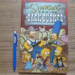 Simpsons Comics: Barn Burner