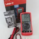 Digital Multimeters(ดิจิตอลมัลติมิเตอร์) รุ่น LCD UNI-T UT58D วัดได้ทั้งแรงดันและกระแส Voltage and current AC/DC LCR Meter