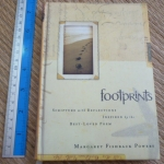 FOOTPRINTS (Scripture With Reflections, Inspired by the best-Loved Poem)