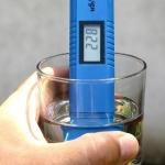 การวัดค่าความนำไฟฟ้าของน้ำ (Water Conductivity)