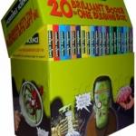 พร้อมส่ง ชุด Horrible Science Collection Box Set (20 Books - Paperback)