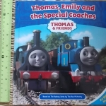 Thomas, Emily And the Special Coaches (Thomas & Friends)
