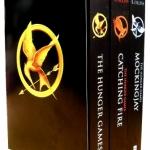 พร้อมส่ง นวนิยายไตรภาค The Hunger Games Trilogy 3 Books