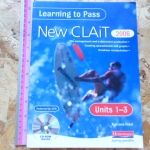Learning to Pass New Clait 2006 Units 1-3 (With CD-ROM and Endorsed by OCR)