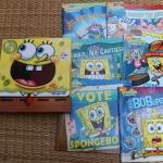 SpongeBoB Squarepants Happiness to Go Box Set (6 Picture Books)