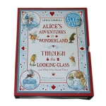 พร้อมส่ง Alice's Adventures in Wonderland 2 Books Box Set (150th Anniversary Years)