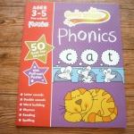 Gold Stars: Phonics (Ages 3-5 Pre-school)