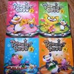Phonics Show Student Books 1-4 (หนังสือใหม่พร้อม CD 2 แผ่นต่อเล่ม)
