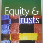 Equity & Trusts (4th Edition)