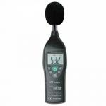 เครื่องวัดเสียง (Sound Meter) ย่านการวัด 30-130dB รุ่น CEM DT-805 มี Frequency Weighting A/C