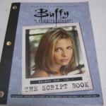 Script Book: Buffy the Vampire Slayer Season One, Vol.1 (หายากมาก)