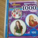 Hannah Montana Activity Book With 1000 Stickers (Disney)