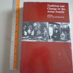 Traditional and Change in the Asian Family