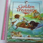 Golden Treasury (a Bumper Collection of Classic Children's Stories And Fairytales)