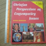 Christian Perspectives on Contemporary Issues (New Revised Edition Update 1996)