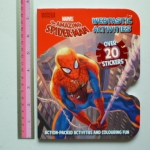 MARVEL The Amazing Spider-Man Webtastic Activities