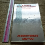 A Woman in Your Own Right (Assertiveness and You)