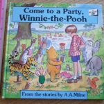 Come to a Party, Winnie-the-Pooh (Flap Book)