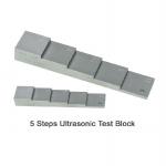 แผ่นสอบเทียบเครื่องวัดความหนา 5 ระดับ(Metric Test Calibration Standard block)
