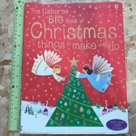 The Usborne BIG Book of Christmas Things to Make And Do