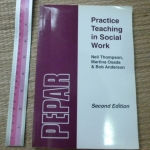 Practice Teaching in Social Work (Second Edition, 1994)