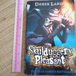 Skulduggery Pleasant (The Deadfamous Bestseller)