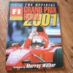 The Official Grand Prix Guide 2001