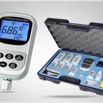 เครื่องทดสอบความกระด้างของน้ำ (Water hardness tester) รุ่น YD300 ยี่ห้อ San-Xin เครื่องวัดความกระด้างน้ำ แบบอิเล็กโทรด วัดง่าย