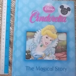 (Disney Princess) CINDERELLA/ The Magical Story ปกไดคัท