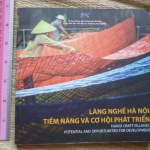 Hanoi Craft Villages: Potential and Opportunities For Development