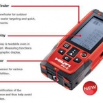 Hilti PD-E LASER RANGE METERS Distance Measurer Meter replace PD42