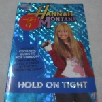 Hannah Montana: Hold On Tight ปกน้ำเงิน