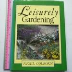 Leisurely Gardening
