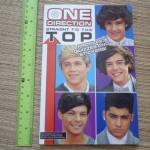 One Direction: Straight to the Top (Profiles, Quizzes and Stickers)
