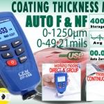 เครื่องวัดความหนาสี(Paint Coating Thickness Gauge) ยี่ห้อ CEM รุ่น DT-156 F/NF Probes 1250um