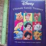 (Disney) Ultimate Family treasury (75 Classic Disney Stories)