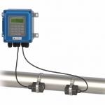 Ultrasonic Flow Meter ราคากันเอง (อุลตร้าโซนิคโฟลว์มิเตอร์) แบบพกพา รุ่น TUF-2000B-TM1 DN50-DN700 mm.
