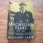 The MacMillan Years 1957-1963