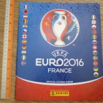 UEFA EURO 2016 FRANCE (Official Sticker Album)