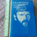 DH Lawrence: The Critical Heritage (The Critical Heritage Series)