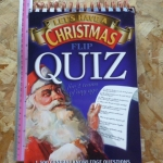 Let's Have A Christmas Flip Quiz (For 2 Teams of Any Age)